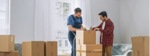 hiring a professional mover
