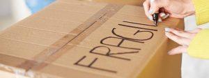 Easy Tips for Packing Fragile Items